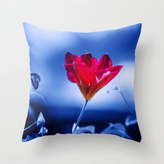 Natural Dominance Throw Pillow
