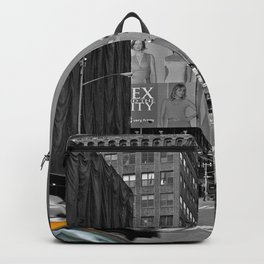 NYC - Yellow Cabs - The City Backpack