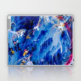 As The Universe Falls Together Laptop & iPad Skin