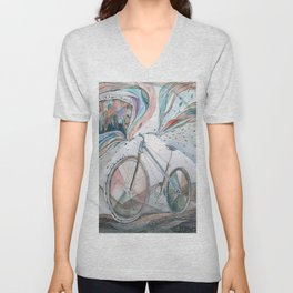 Returning Unisex V-Neck
