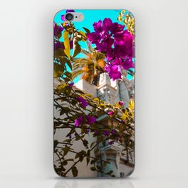 California Flowers iPhone Skin