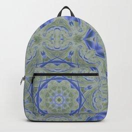 Turkish Floor Tile Backpack