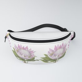 Beautiful Lotus Fanny Pack