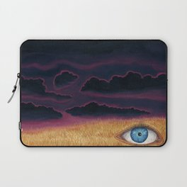 Something in the Clouds Laptop Sleeve