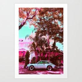 Take Me On a Ride Art Print