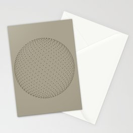 Fibo Orb Draw Stationery Cards