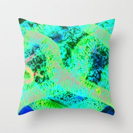 Cavewater Love Portal Throw Pillow