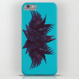 Crowberus Reborn iPhone Case