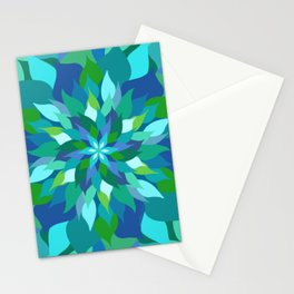 Healing Leaves Stationery Cards