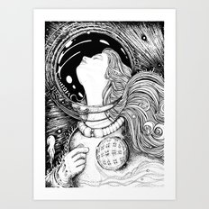Aurora 4 Art Print
