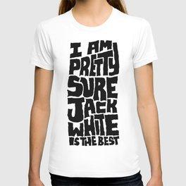 Jack White T-shirt