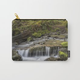 Cheeny Creek in the Forest Carry-All Pouch