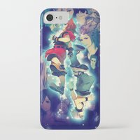 kingdom hearts iPhone & iPod Cases featuring Kingdom Hearts by Ginilla