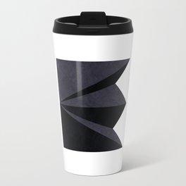 """E"" Drop Cap Travel Mug"