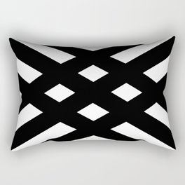 dijagonala v.2 Rectangular Pillow