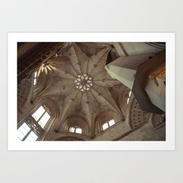 Cathedral II Art Print