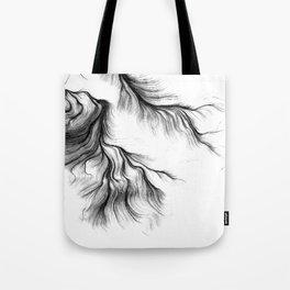 Tear Tote Bag