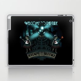 Welcome To Rapture Laptop & iPad Skin