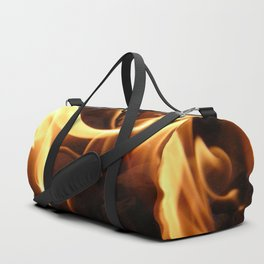 Licking Flames Duffle Bag