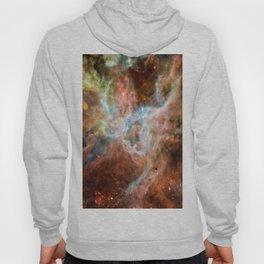 Central region of the Tarantula Nebula (NASA/ESA/Danny LaCrue) Hoody