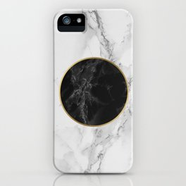 Marble #1 iPhone Case