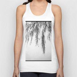 birch tree Unisex Tank Top
