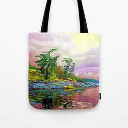 Wind Sculpture by Amanda Martinson Tote Bag