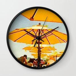 Bar Harbor Inn, Maine Wall Clock