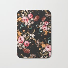 Midnight Garden IV Bath Mat