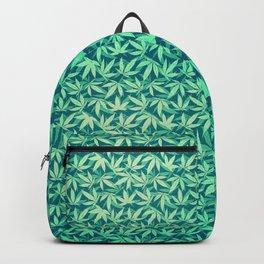 HIGH TYPO! Cannabis / Hemp / 420 / Marijuana  - Pattern Backpack