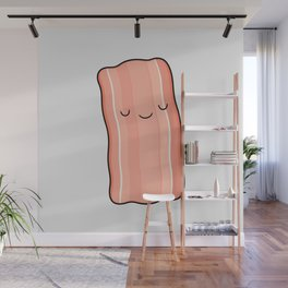 Bacon Wall Mural