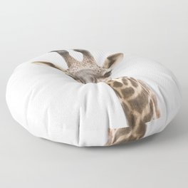 Baby Giraffe Floor Pillow