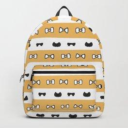Haikyuu!! Johzenji High Bows Backpack