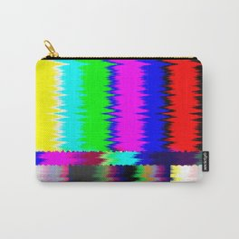 Television Test Screen Carry-All Pouch