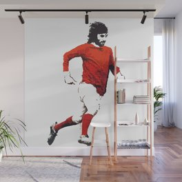 "George Best ""Belfast Boy"" Wall Mural"
