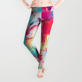 Abstract 39 Leggings