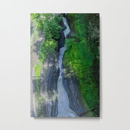 Gorgeous Gorge Metal Print