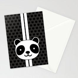 Racing Panda Stationery Cards