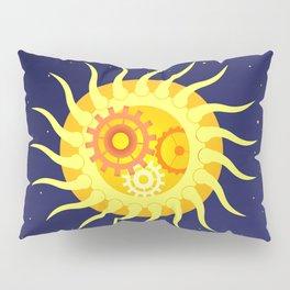 Mechanic Sun Pillow Sham