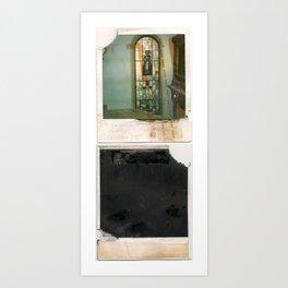 Memory Of Art Print