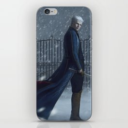 Vergil iPhone Skin