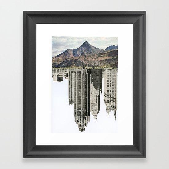 Roots I Framed Art Print