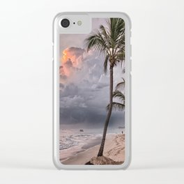 Save My Seat Clear iPhone Case