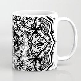 Heart mandala Coffee Mug