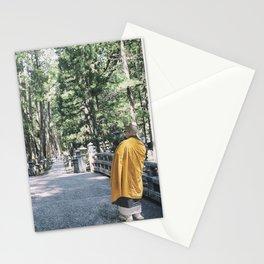 Okunoin Stationery Cards