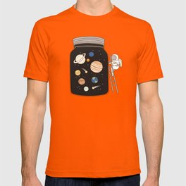 confined space T-shirt
