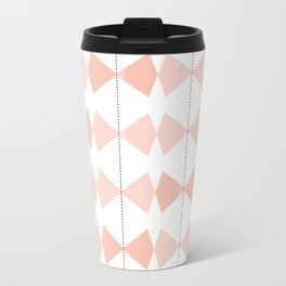 Pretty Bows All In A Row Travel Mug