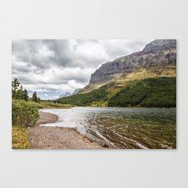 Redrock Lake Canvas Print