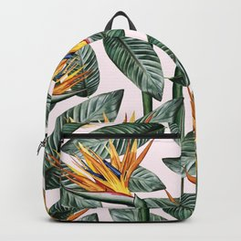 Bird Of Paradise Pattern #society6 #decor #buyart Backpack