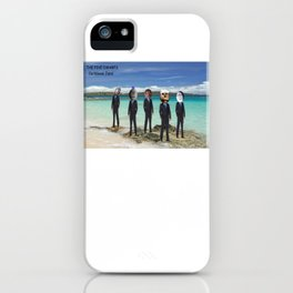 Caribbean Jams iPhone Case